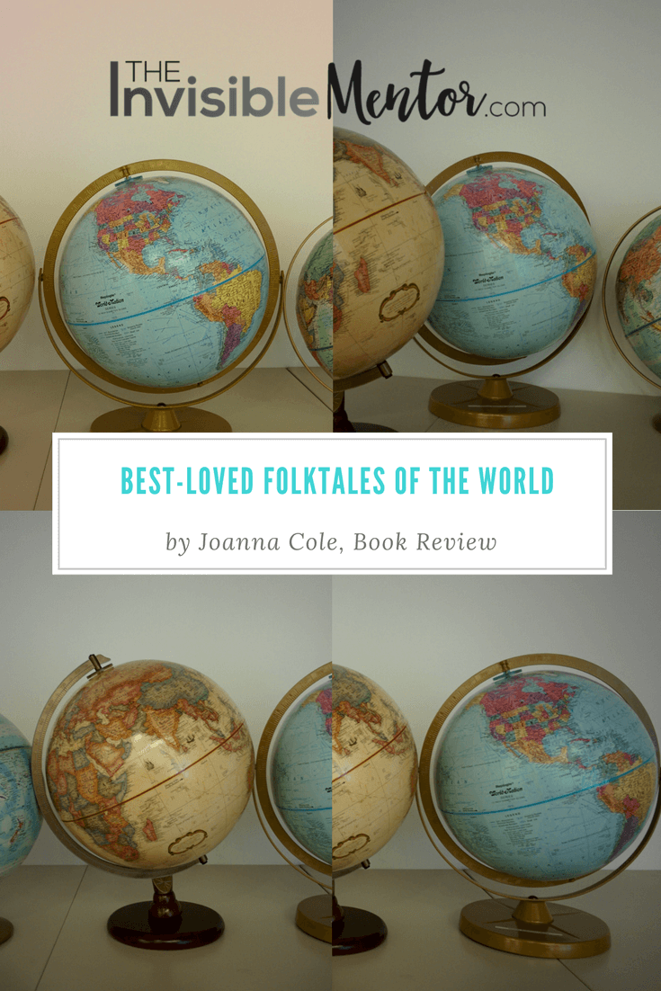 Best-Loved Folktales of the World by Joanna Cole, Best-Loved Folktales of the World, Joanna Cole