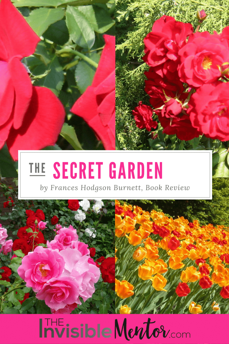 The Secret Garden, secret garden summary, secret garden frances hodgson,frances hodgson, frances hodgson books, summary secret garden, secret garden,becoming a better person, image of beautiful flowers in a garden