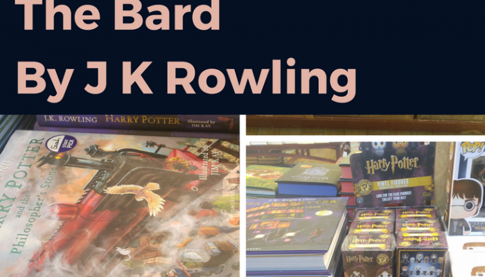 Review of The Tales of Beedle The Bard by J K Rowling
