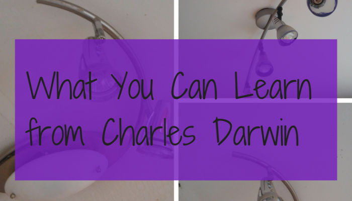 What You Can Learn from Charles Darwin