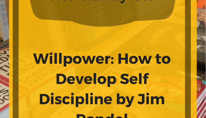 Review of The Skinny on Willpower by Jim Randel