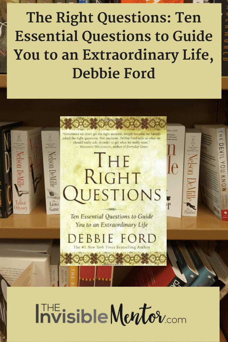 the right questions debbie ford, the right questions, debbie ford books
