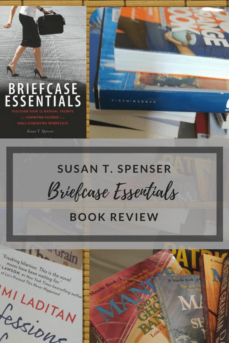 Briefcase Essentials, briefcase essentials susan spenser