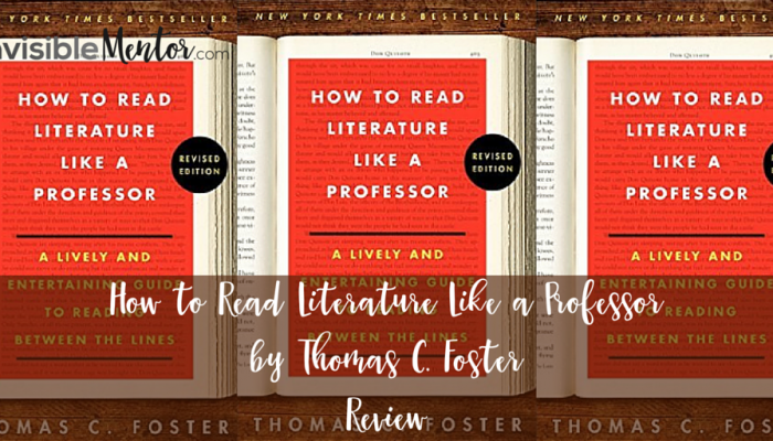 Reading like a Professor: Learning How to Read Books
