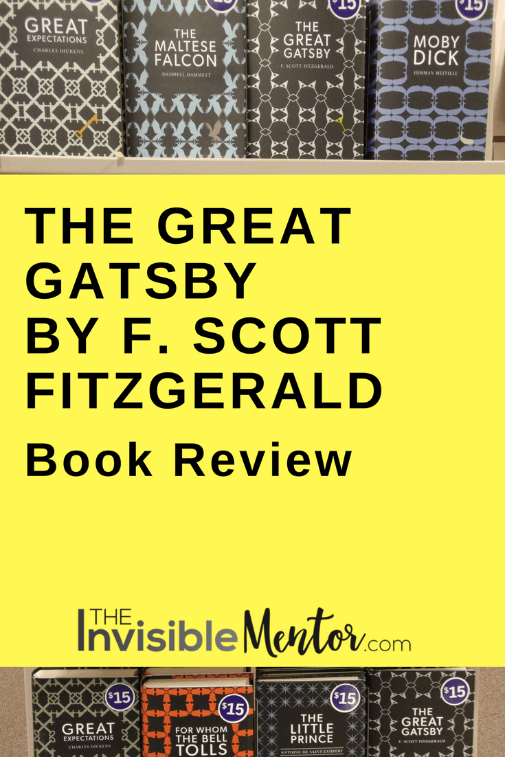 a review of fscott fitzgeralds book the great gatsby The great gatsby f scott fitzgerald table of contents play watch the the great gatsby video sparknote plot overview summary be book-smarter contact us.