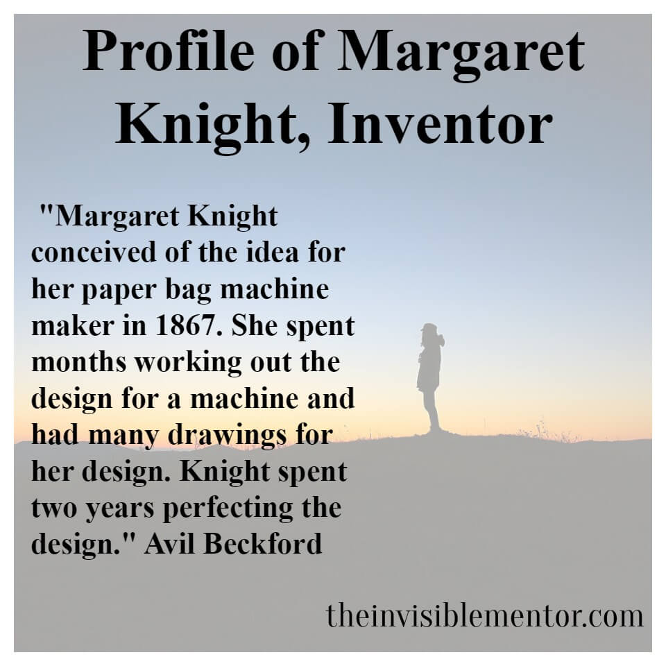 Margaret E. Knight Archives - The Invisible Mentor