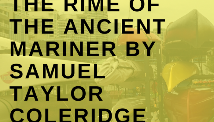 Review: The Rime of the Ancient Mariner by Samuel Taylor Coleridge