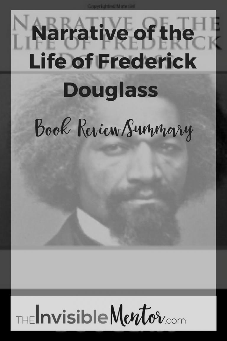 essays narrative frederick douglass