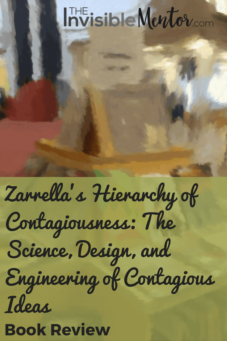 Zarrella's Hierarchy of Contagiousness