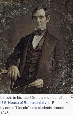Abraham Lincoln, 16th President, Led America through the Civil War