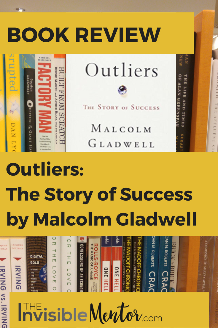 the order of things malcolm gladwell summary