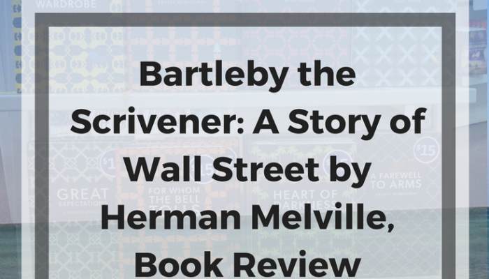 "herman melville bartleby scrivener thesis In herman melville's ""bartleby, the scrivener,"" the setting contributes to the tone, the style, the theme and particularly the characterization of bartleby, a scrivener working for the narrator."