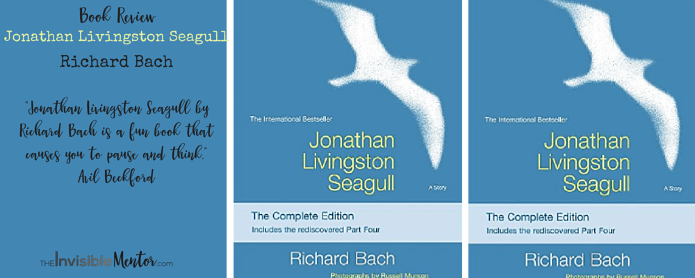 book analysis jonathan livingston seagull But jonathan livingston seagull,  has said his best-selling book about a free-wheeling seagull was inspired by mr livingston johnny livingston,.