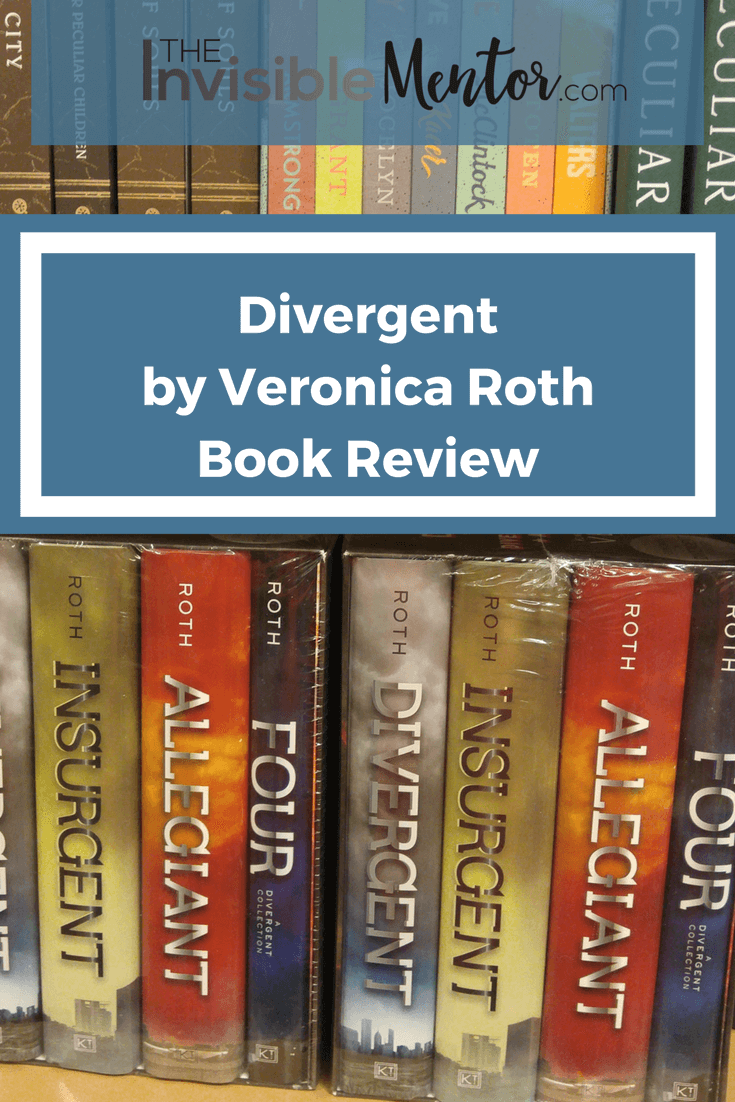 the divergent series by veronica roth essay