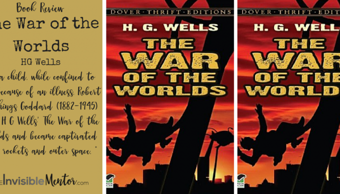 Book Review – The War of the Worlds by HG Wells