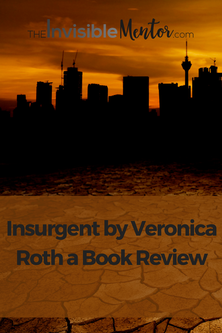 Insurgent By Veronica Roth, Divergent Series