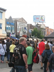 Taste of the Danforth 2012
