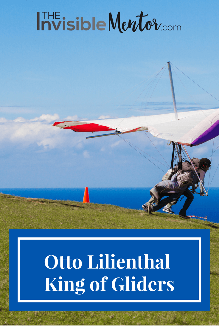 Otto Lilienthal , king of glider