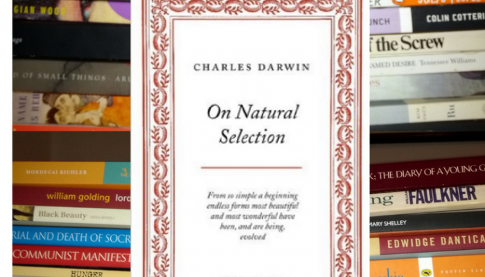 On Natural Selection by Charles Darwin, a Book Review