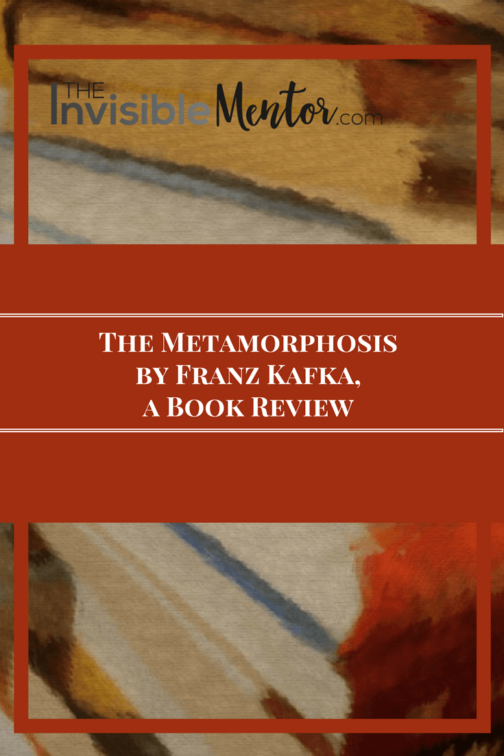 a review of franz kafkas enigmatic novel the metamorphosis Franz kafka の詳細。この  his best known works include die verwandlung (the metamorphosis), der process (the trial), and das schloss (the castle.