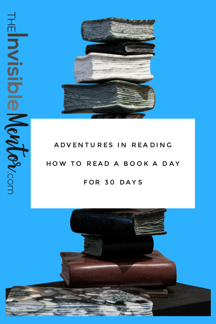 how to read a book a day, how to read a book a day for 30 days