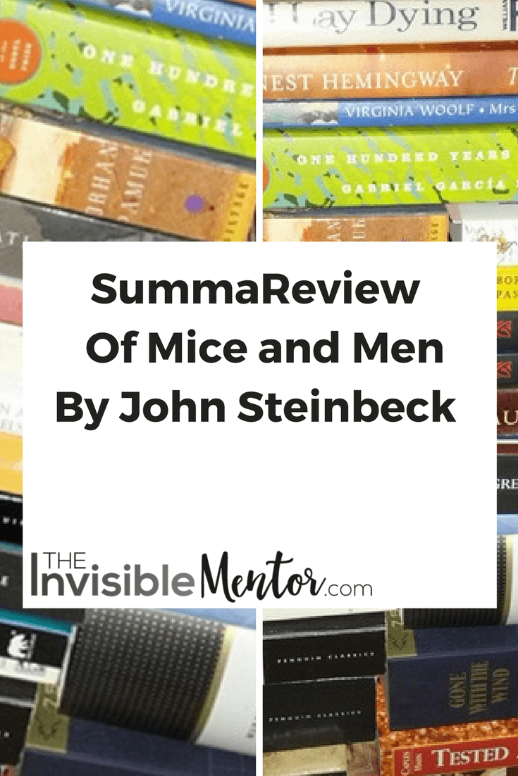of mice and men, of mice and men john steinbeck