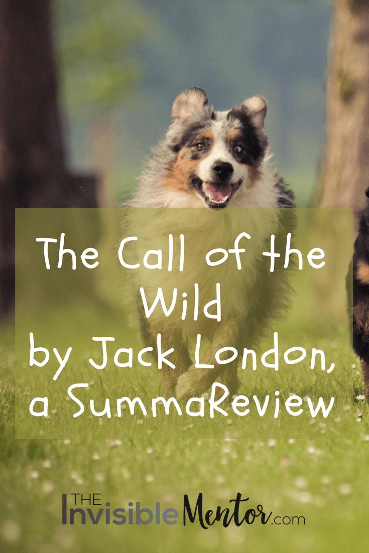 the call of the wild, the call of the wild jack landon
