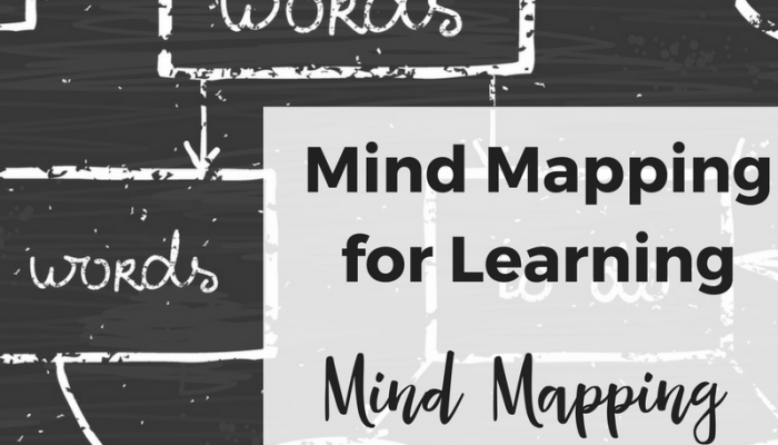 Mind Mapping for Learning: Mind Mapping for Kids by Toni Krasnic