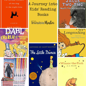 A Journey into Kids' Reading Books, reading children's, global reading list