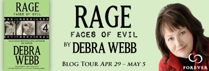 Interview With Debra Webb, Author of Faces of Evil Series