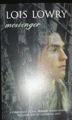 messenger by lois lowry Messenger is the masterful third novel in the giver quartet, which began with the   harry potter boxset by jk rowling the giver by lois lowry the hunger.