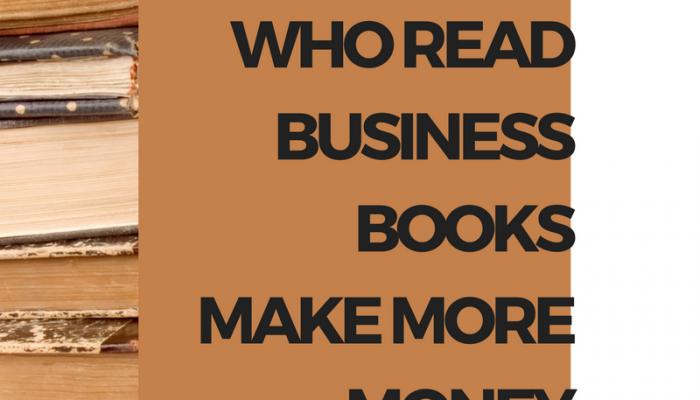 People Who Read Business Books Make More Money