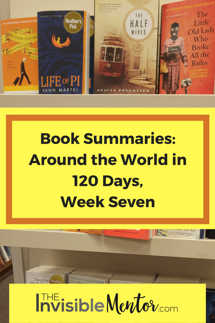 global reading list, read the world, explore the world through books, Around the World in 120 Days, Around the World in 120 Days with books, reading challenge, extreme reading challenge