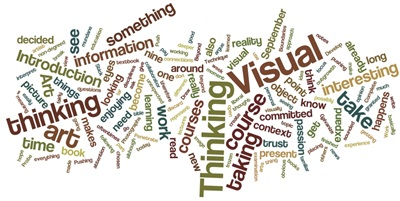 Visual Thinking: Pushing Beyond Boundaries