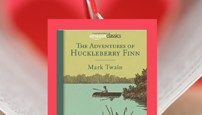 the suitability of mark twains book huckleberry finn for school students
