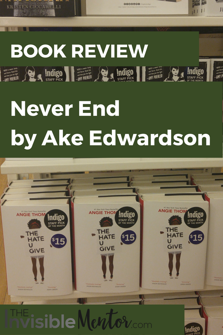 Never End by Ake Edwardson, global reading list