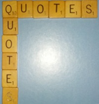Quotes to Reflect on in 2014