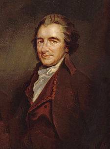 Thomas Paine, Built a Case for American Independence in Common Sense