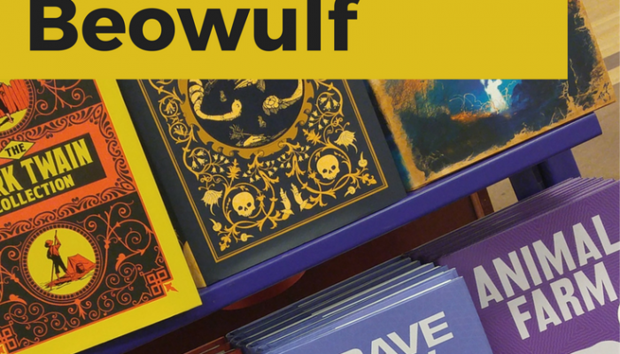 Beowulf, Book Review #theclassics