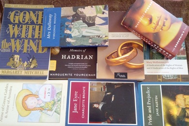 Books to Read March 2014 – National Women's History Month #theclassics