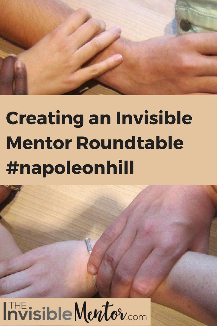 Creating an Invisible Mentor Roundtable