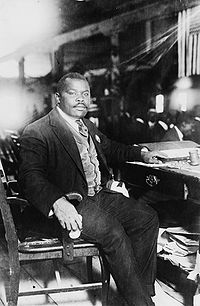 Marcus Garvey, United Negro Improvement Association #blackhistorymonth