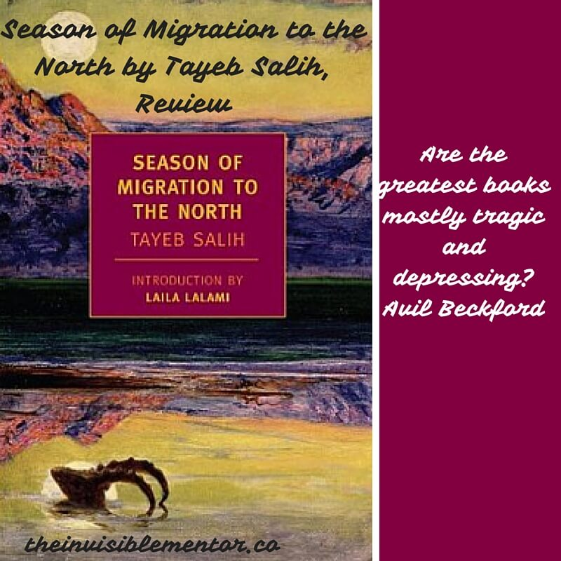 the effects of european education in season of migration to the north a novel by tayeb salih In season of migration to the north tayeb salih immersed in the they are wasted on me this novel, like so many before it.