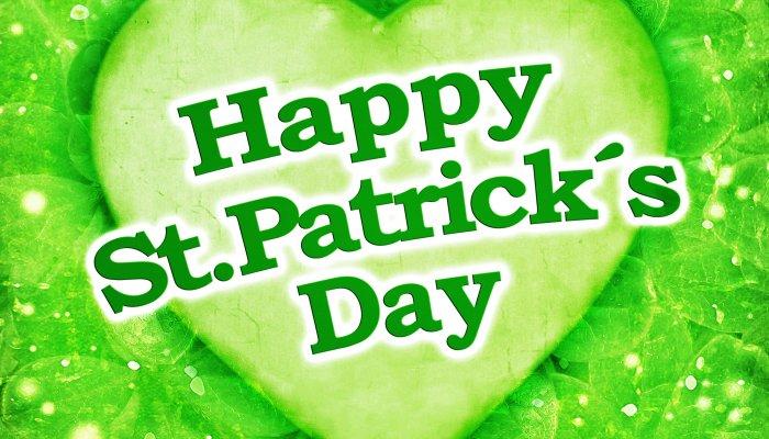 It's St Patrick's Day, Let's Celebrate!