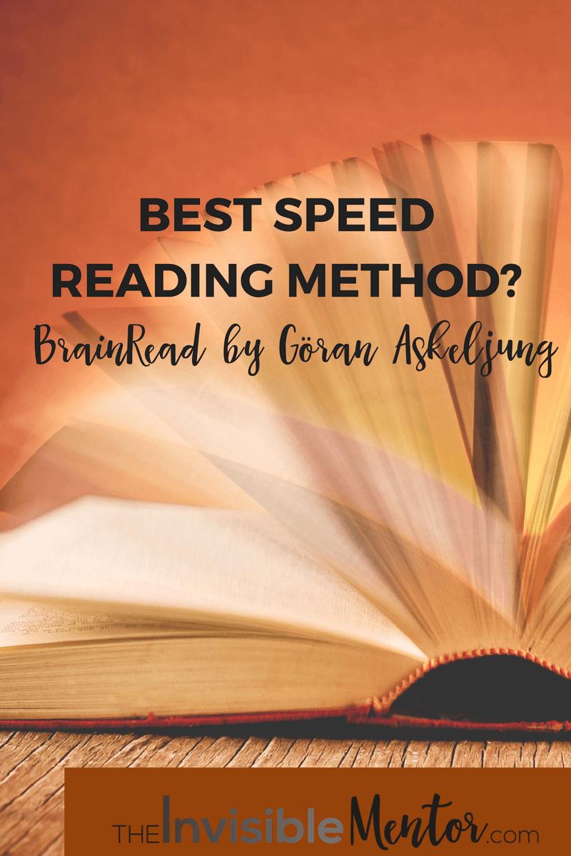 best speed reading method, brainread,best speed reading book,best speed reading courses, best speed reading website,best speed reading techniques