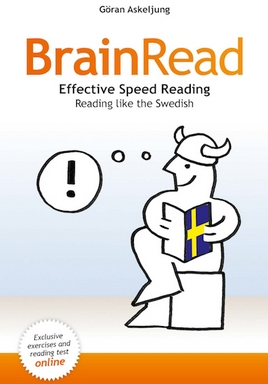 BrainRead: Effective Speed Reading – Reading like the Swedish by Göran Askeljung