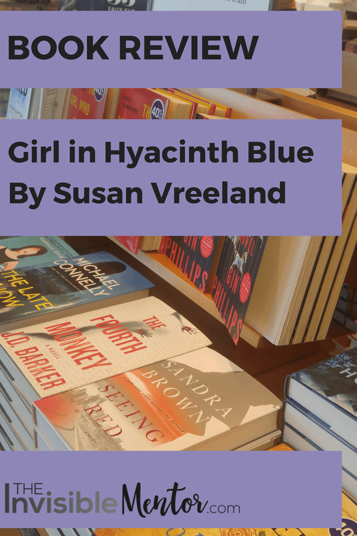 girl in hyacinth blue essays Girl in hyacinth blue  kirkus reviews issue: july 1st, 1999  essays & anthologies fiction & literature.