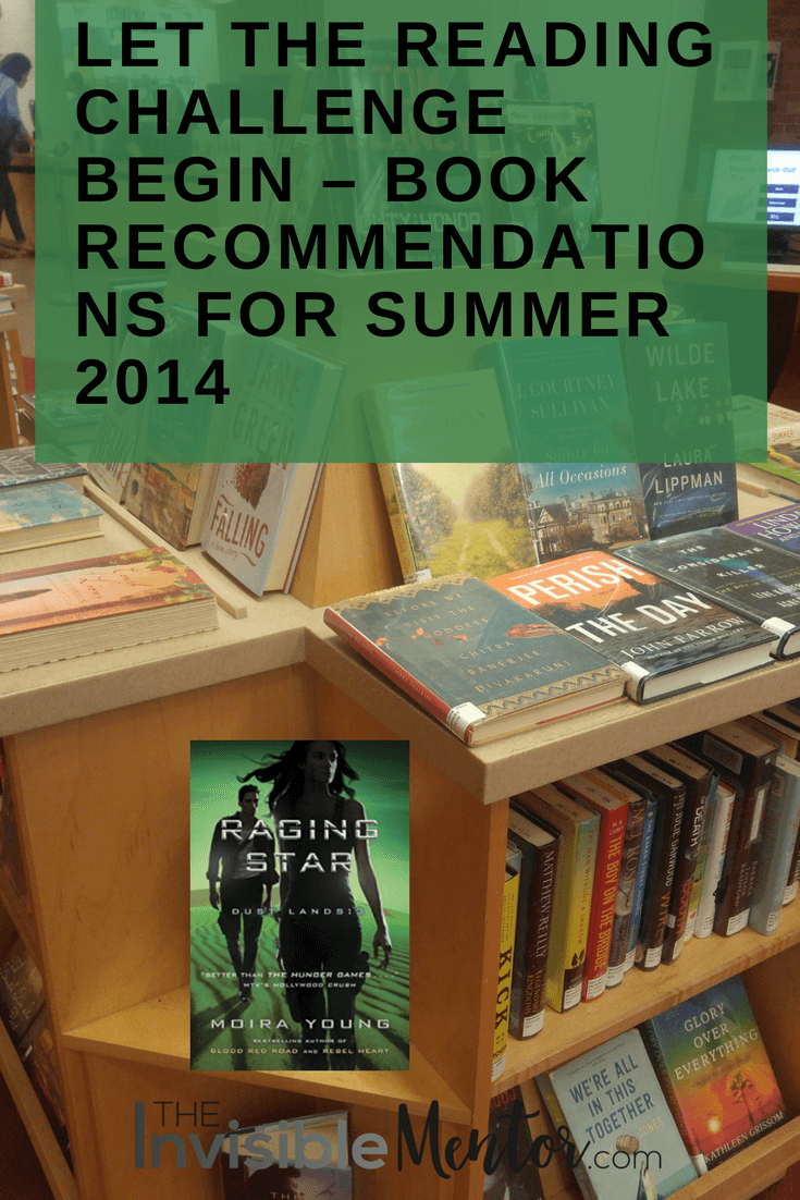 Book Recommendations for Summer