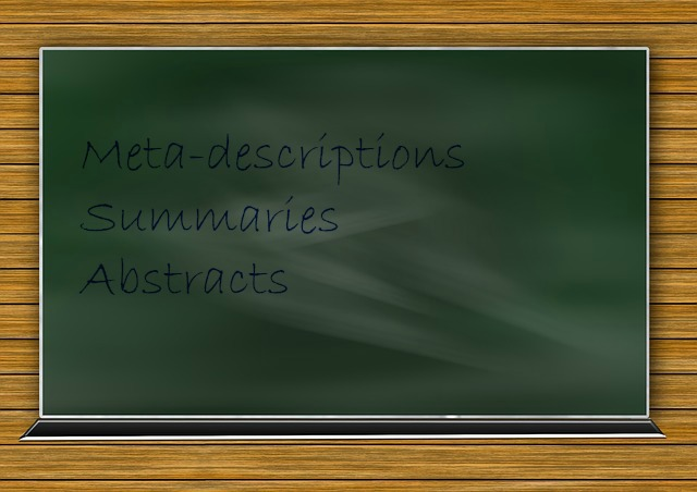 Using Technology to Write Meta-Descriptions, Summaries and Abstracts