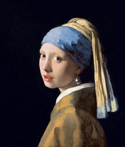 Girl With a Pearl Earring - Image Credit: Wikipedia